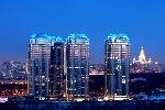 Жилой комплекс Кутузовская ривьера, улица Нежинская, владение 1-3