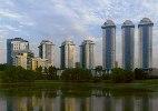 Жилой комплекс Воробьёвы горы, улица Мосфильмовская, дом 70