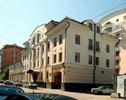 Жилой элитный комплекс Староарбатский Дом на улице Кривоарбатский переулок, владение 6-8