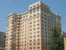 Жилой комплекс на улице 1-й Смоленский переулок, дом 17