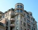 Жилой комплекс Дом с французкими окнами, улица зачатьевский 1-й переулок, дом 6