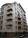 Элитный жилой комплекс Дом над водой, улица Ростовский 7-й переулок, дом 15